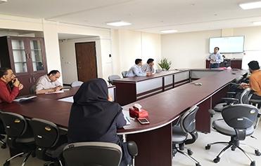 برگزاری دوره مدیریت دانش